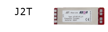 AXON J2T 2-channel telemetry system for transmitting 2 thermocouple signals